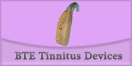 BTE Tinnitus Devices