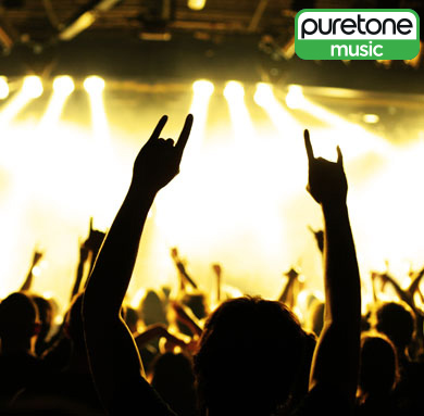 Puretone Music Website