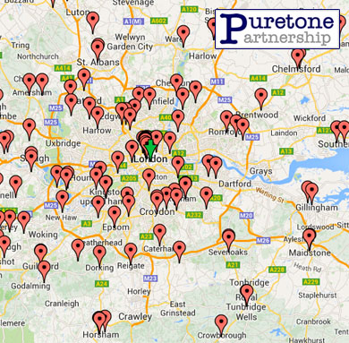 Find a Puretone Dispenser Near You
