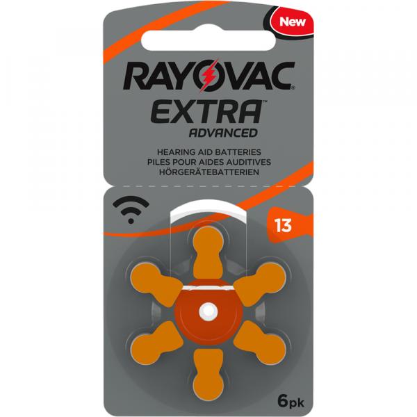 Rayovac Zinc Air Cell Batteries